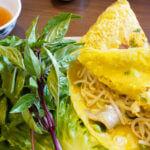 ホーチミンおすすめのベトナム版お好み焼き★バインセオ★のお店