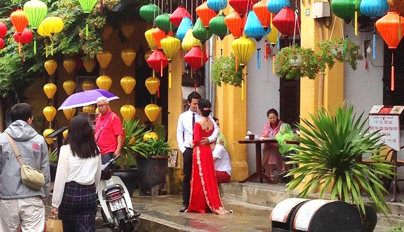 ベトナム人と結婚