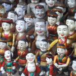ハノイの水上人形劇(発祥にの地)