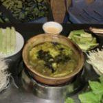 はじめましてとベトナム北部名物料理