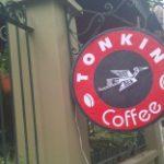 ハノイの珈琲をゆったりカフェで