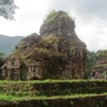 当時の繁栄を語る – 神秘のミーソン遺跡