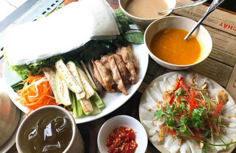 ベトナム ホーチミン ニャチャン 料理