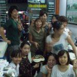ハノイで食す本格四川料理