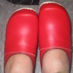 ハノイのレトロ可愛い靴屋さん