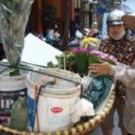 ベトナムでは自転車が大活躍!