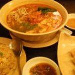 ハノイで食べる坦坦麺