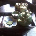 お茶の一杯で通う心 ホイアン