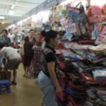ドンスアン市場に行ってきました!