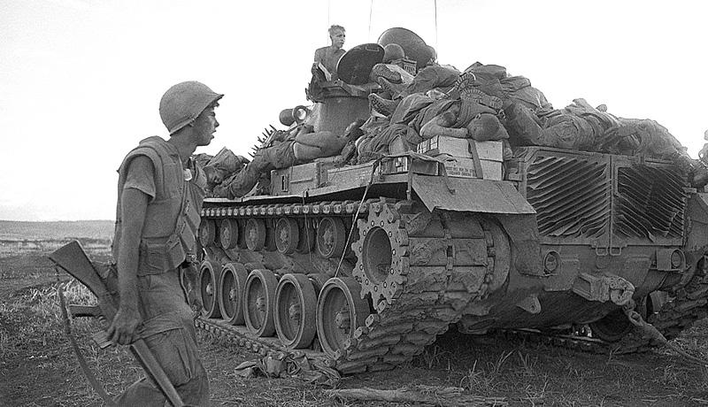 ベトナム戦争戦車