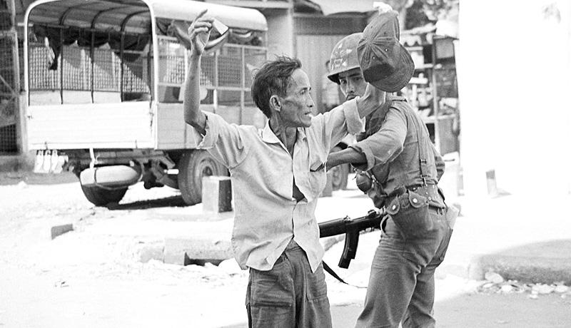 ベトナム戦争兵士