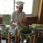 オフィス近くのビュッフェスタイルレストラン!お値打ち価格でたくさんのベトナム料理を楽しもう!