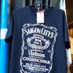 ベトナム土産の定番 ベトナムTシャツ特集!ホーチミンのおすすめTシャツ屋さんをご紹介します。
