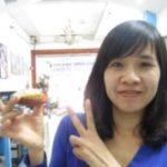 ベトナム美女とスイーツ-ハノイで甘いもの食べちゃおっ!!!