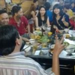 ベトナムのおじさまたちの飲み会に潜入させてもらいました。