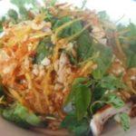 麺天国ハノイから汁なしフォーのご紹介。