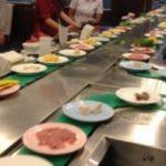 シェムリアップで回転寿司!!