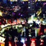 【デートスポット】ベトナム・ホーチミンの夜景が綺麗なルーフトップバー