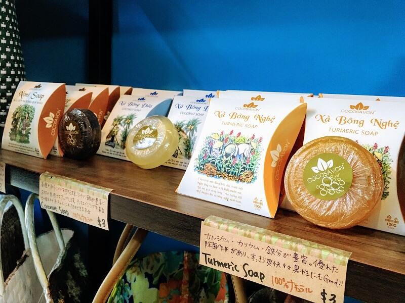 TNKトラベルJAPANで買える高品質・低価格なココナッツ石鹸