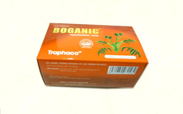 「BOGANIC」10包×5シート(約400円)