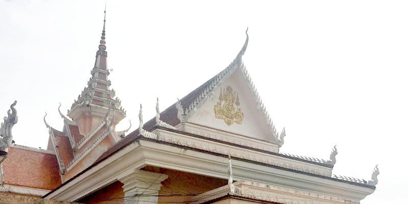 カンボジア国境(ベトナム・カンボジア間)