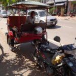 カンボジアの隠れ観光名物⁈トゥクトゥクドライバーの日常