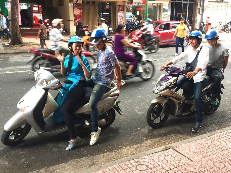TNKトラベル_未来世紀ジパング 撮影バイクツアー