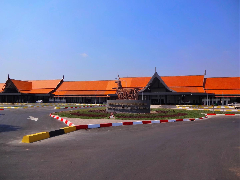 カンボジア王国シェムリアップ空港