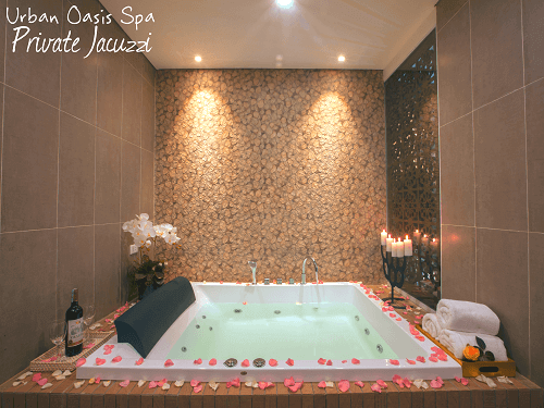 Urban Oasis Spa -Private Jacuzzi