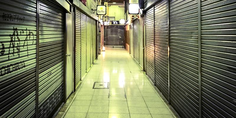 テト時期はほとんどの店が閉店します!