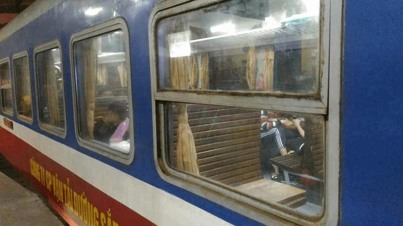 ベトナム統一鉄道 外観
