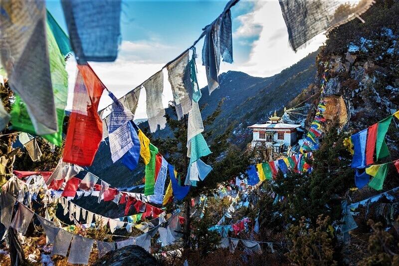 ブータンの風景