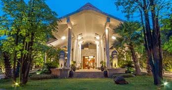 ボレイアンコールホテル(シェムリアップ)