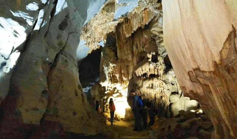 フォンニャ洞窟 様々な鍾乳洞