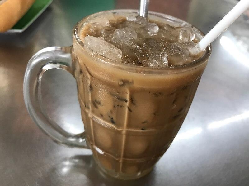 ベトナムコーヒーの氷