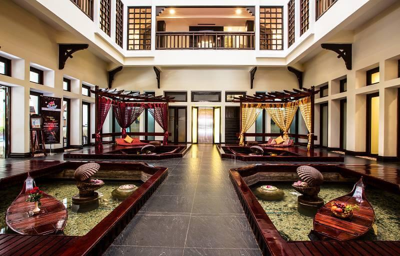 カンボジア_中級クラス_ホテル