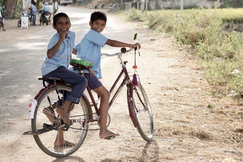 カンボジア_自転車