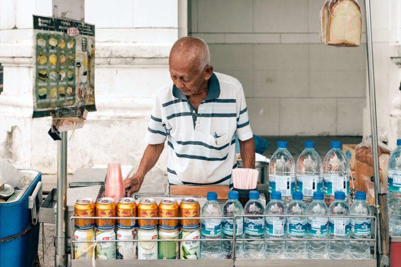 カンボジアの飲み物事情