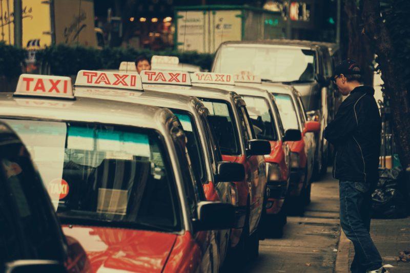 カンボジア_タクシー