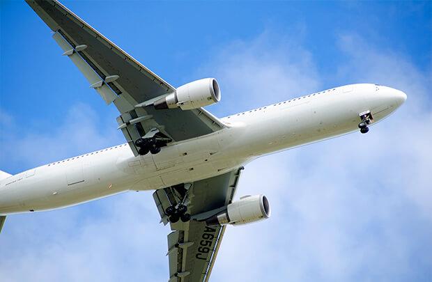 ハノイからフエの飛行機