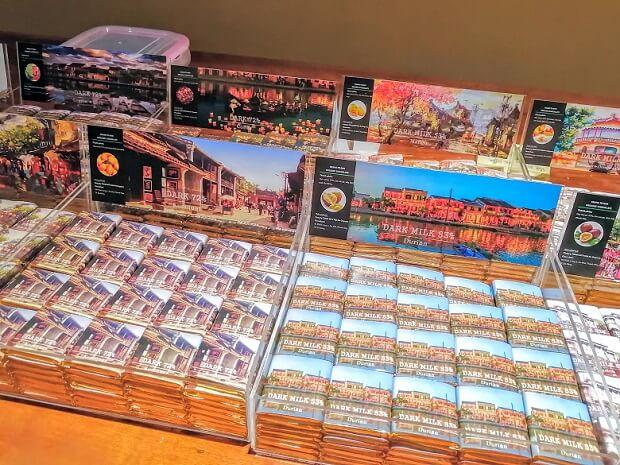 ホイアン土産の新定番 - ホイアンチョコレートのチョコたち