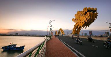 ダナンの楽しみ方 - ロン橋ドラゴン橋