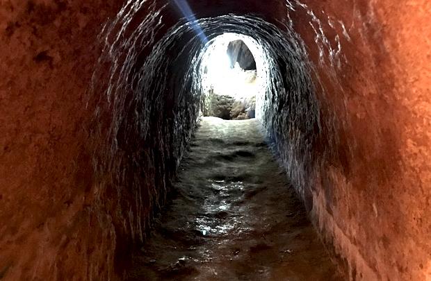 クチトンネルツアー - ホーチミン