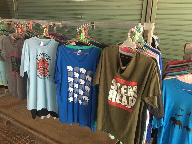 イラストTシャツ (1)