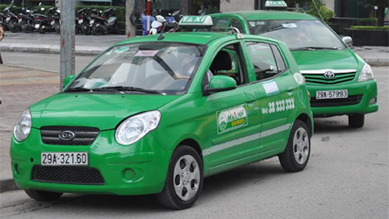 安全なマイリンタクシー