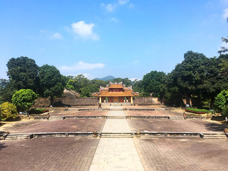ミンマン帝廟 - フエ観光のベストシーズン