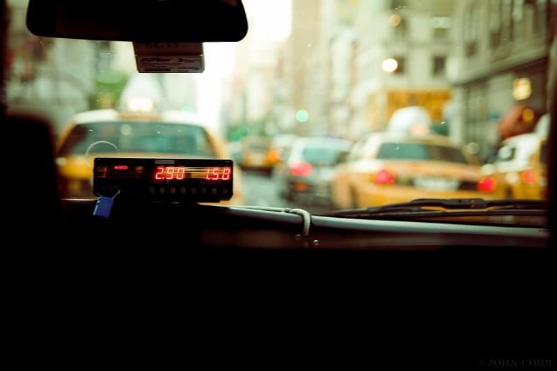 メータータクシーが必須