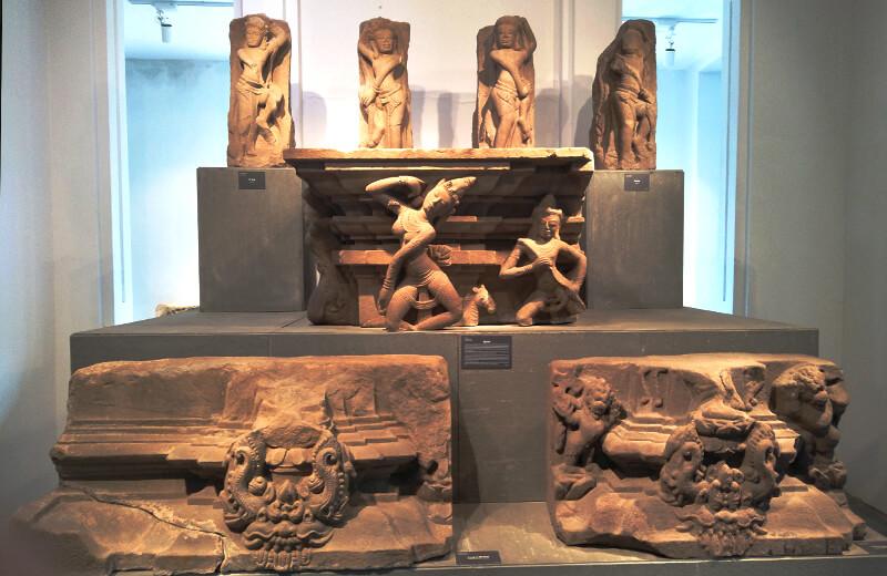 チャム彫刻博物館 - ダナンのおすすめ観光スポット