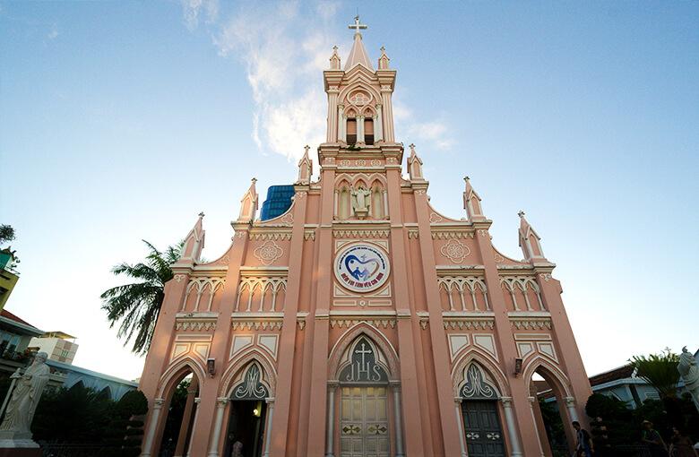 ダナン大聖堂 - ダナンのおすすめ観光スポット