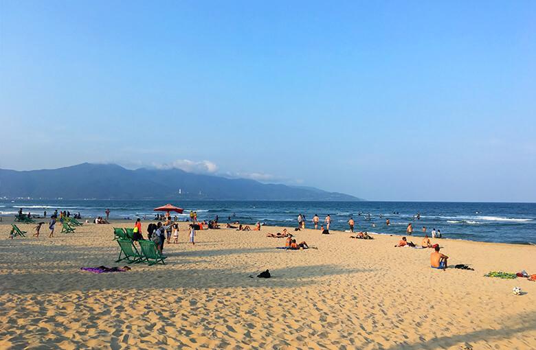 ミーケービーチ - ダナンのおすすめ観光スポット